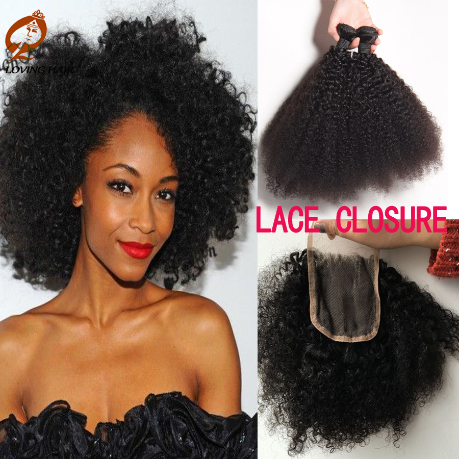 Free Shipping 7A Virgin Human Hair Cheap Lace Frontal Closure Vietnamese Invisible Part Closure Afro Kinky Curly 4*4 Free Part<br><br>Aliexpress