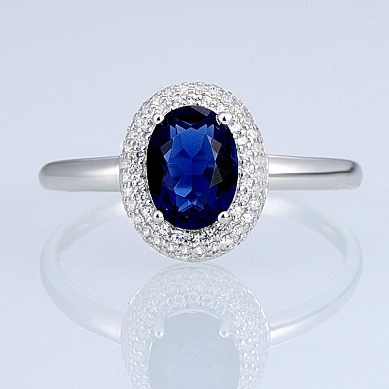 Silver Ring - R304261SBLGZSL925-SV8