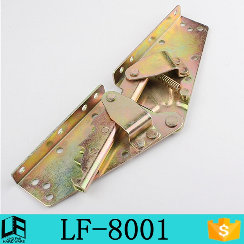 bed room furniture Bed Mechanism (With Locker),foldable sofa bed hardware LF-8001(China (Mainland))