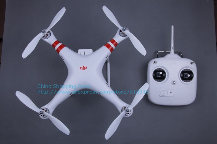 DJI Phantom rc quadcopter drone 2