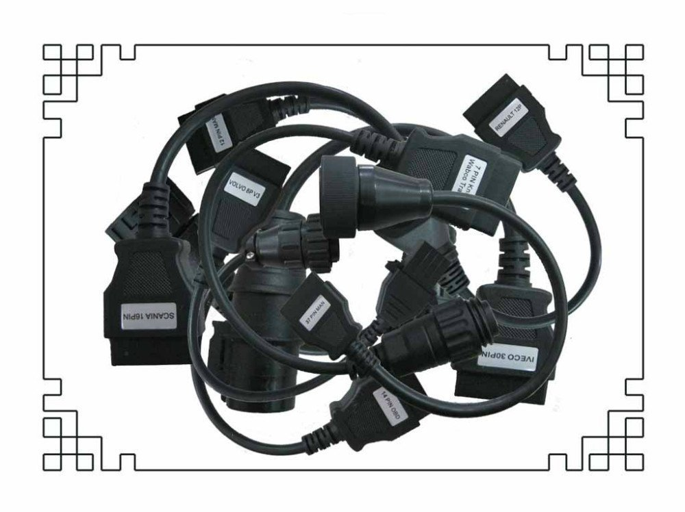 TCS truck cables 7