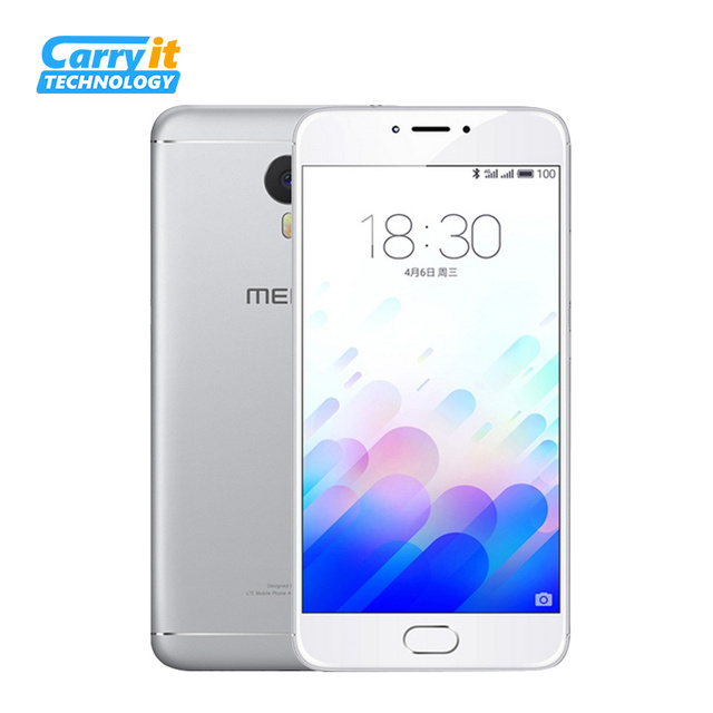 "New Original Meizu M3 Note 2G RAM 16G ROM Helio P10 4G Octa Core China Smartphone Android 5.5"" 1080P 4100mAh Cell Phones Presale"