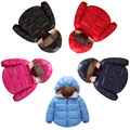 Retial winter jacket boys solid colors winter jacket for girls children s winter jackets 100 cotton