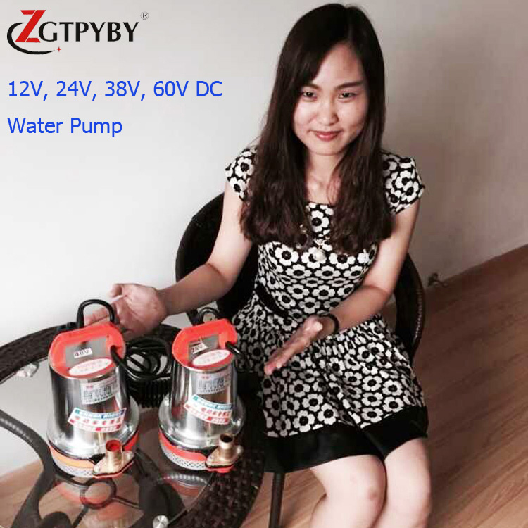 never sell any renewed pumps rechargeable battery water pump exported to 58 countries dc water pump(China (Mainland))