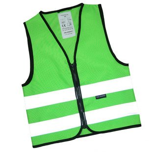 Children Safety Vest Green Pink Yellow,Free Shipping