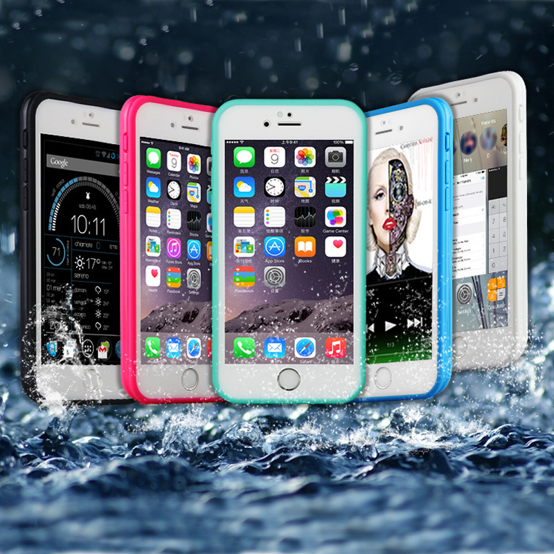 New Arrival Ultra thin Waterproof Shockproof DustProof font b Case b font Cover For iPhone SE