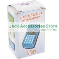 8 цифровых клип калькулятор с магнитом