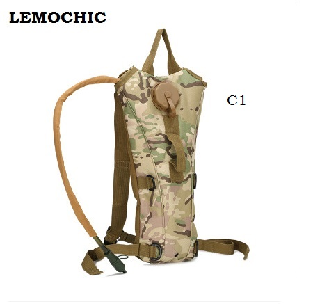 hydration military bottle pouch tactical kamp malzemeleri backpack water bag camping camelback bicycle mochila de Hydration(China (Mainland))