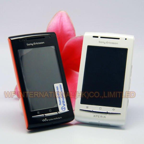 Sony Ericsson E15I Xperia X8 Прошивка 4.0 Android
