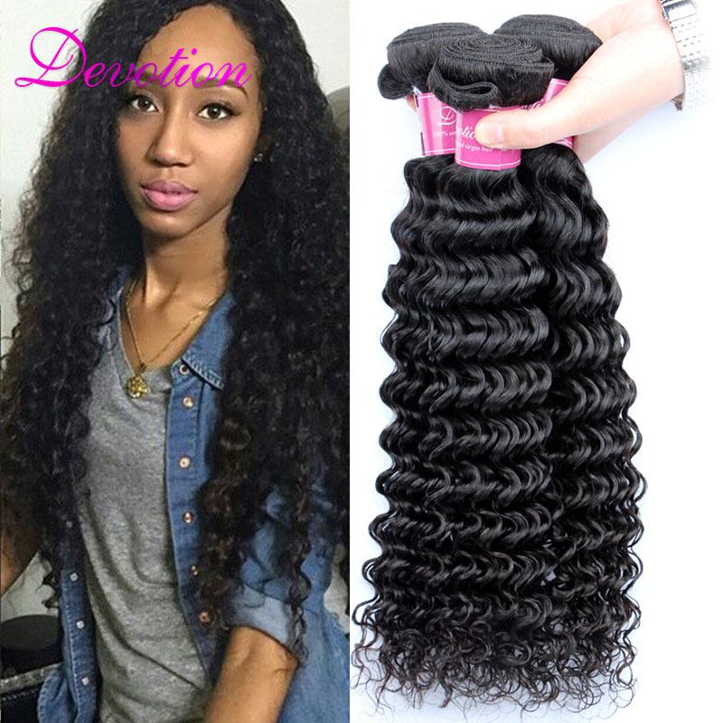 Amazing design most fashionable beauty ms lula grace love hair 8A 100% virgin deep curly Brazilian hair weave human hair 3 pcs(China (Mainland))