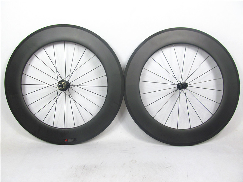 High performance 700C 88mm carbon cycling wheelset, Farsports carbon bicycle wheelset internal holes with ED ceramic hubs(China (Mainland))