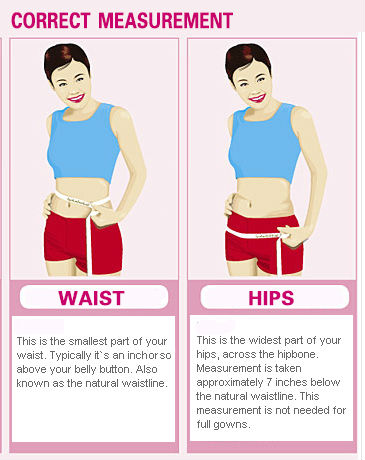 Measure your natural waist. As your natural waist can be a little tricky to find, Marticia Heaner, in her article for MSN Health, recommends first locating your iliac crest, or the top portion of your pelvic bone.
