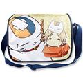 Polyester shoulder bag with colorful printing W Anime Natsume yuujinchou Natsume Takashi