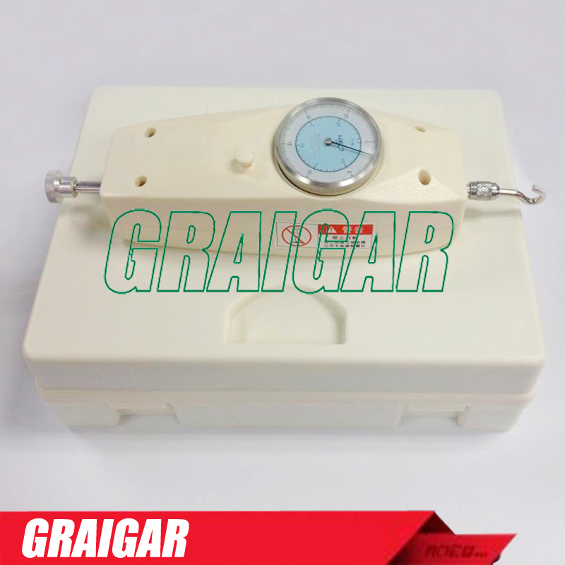 30N Analog Dial Compression and Tensile Testing HBO NK-30 Force Guage Push Pull Tester(China (Mainland))