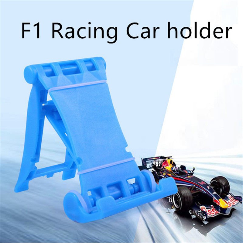 10PCS F1 Racing Car Phone Holder Bracket For Iphone 6Plus Support For Ipad Ipod Universal Mount Cradle GPS Navigation Accessory(China (Mainland))