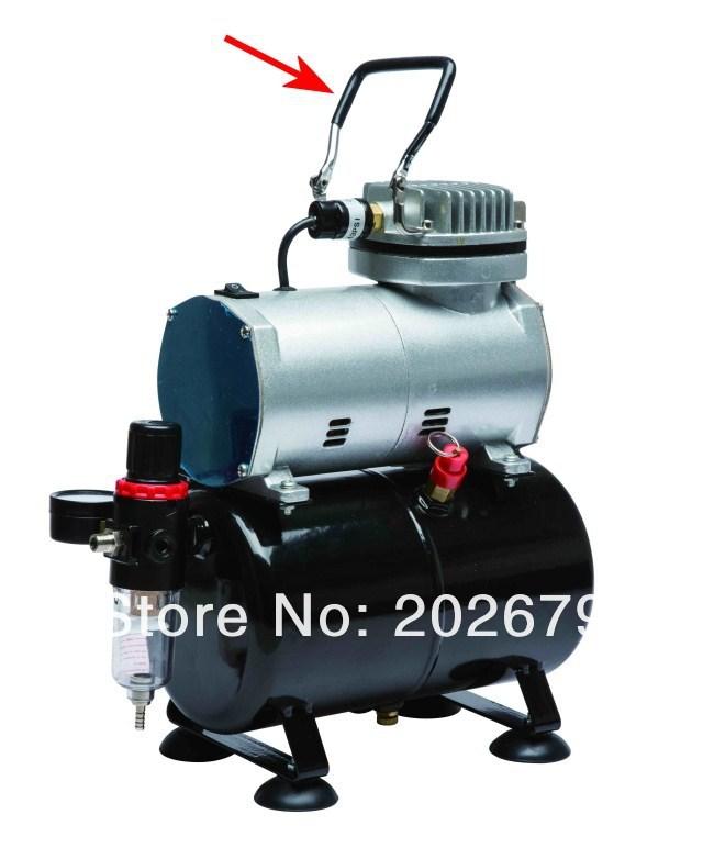 buy tc 80t portable mini air compressor air compressor hvlp spray. Black Bedroom Furniture Sets. Home Design Ideas