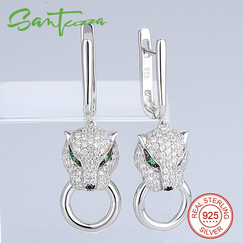 Silver Earrings E304390SBGSZSL925-SV8