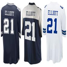 21 Ezekiel Elliott jersey 9 Tony Romo 22 Emmitt Smith 50 Sean Lee 82 Jason Witten 88 Dez Bryant stitched mens elite(China (Mainland))