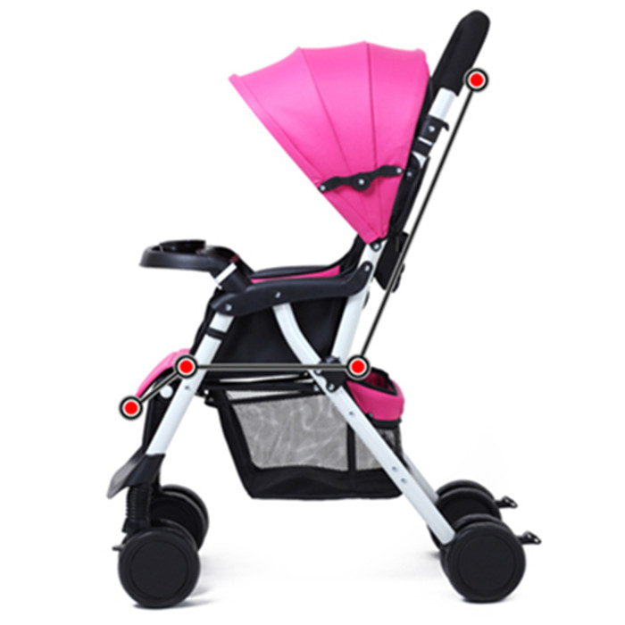Hgih Landscape Lightweight Baby Trolley 5.4kg Easy to Carry Buggy Suitable For Many Kinds Bumpy Road 6 Colors Wholesale/Retail<br><br>Aliexpress