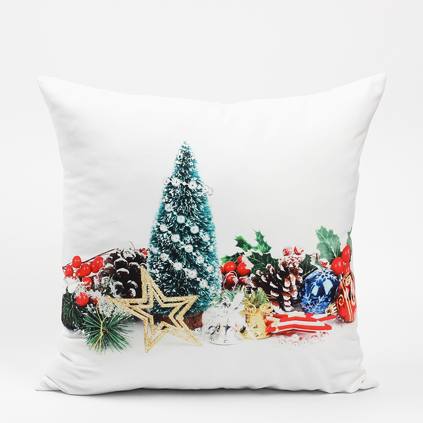 3D Cushion Covers Sofa Throw Pillows One Side Printing Decorative Pillow Covers 2 Series Cushion Cover Can Be Customized(China (Mainland))