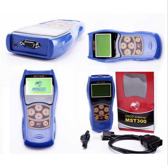 Factory Price Code reader Diagnostic machine for cars Handheld car diagnostic tools auto scanner tools MST-300 Plus(China (Mainland))