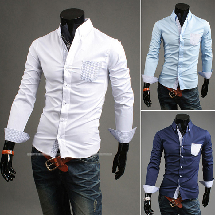 Best Wholesale Hot Sell Designer Men'S Boss Business Shirt Casual ...