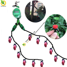 4/7MM 30M Horticultural Garden Irrigation Suits Drip Irrigation System Plant Irrigation Watering Kits Garden Supplies(China (Mainland))