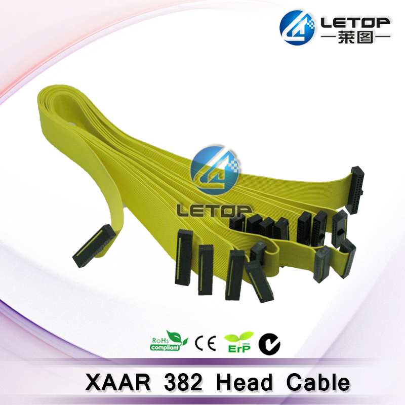 Inkjet printer XAAR 382 printhead data cable(China (Mainland))
