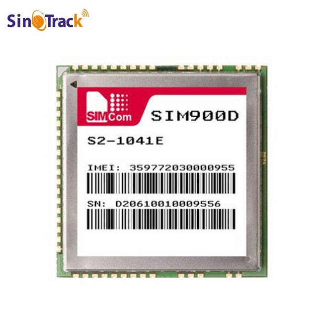 GSM Module SIMCOM 900D for GPS Tracker 850/900/1800/1900MHz