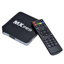 MX Pro TV Box Amlogic S805 KODI 14 (XBMC) 1.5Ghz Fully Loaded Quad Core Android Smart TV Box Media Player With 1080P(China (Mainland))