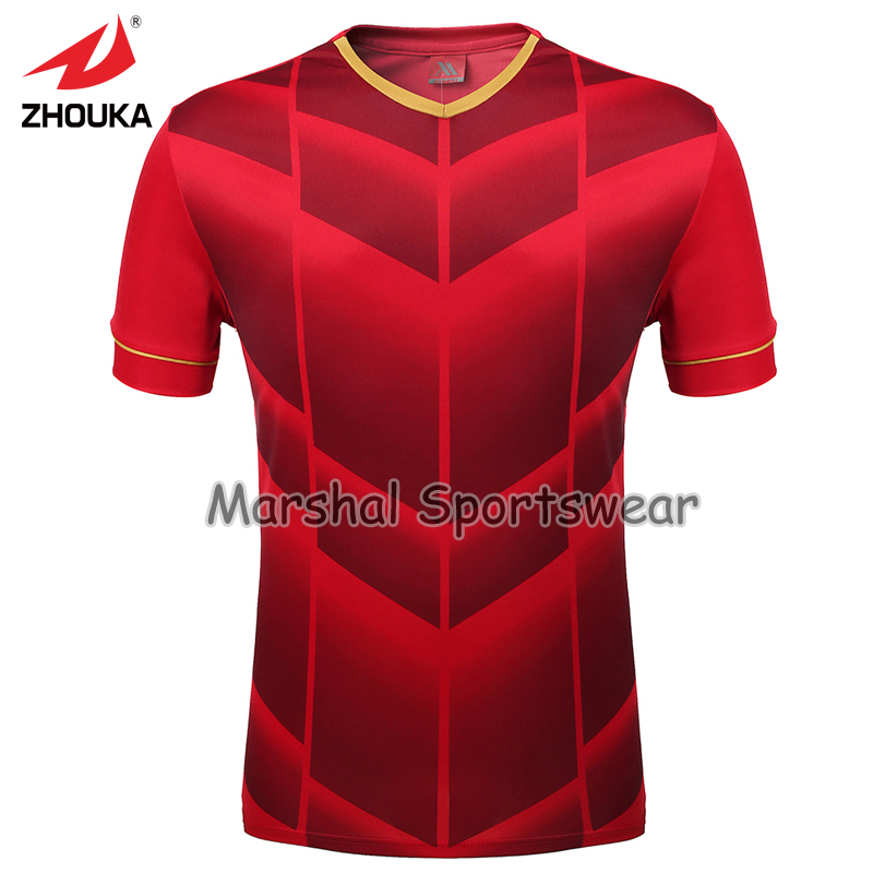 2016 newest design in top quality,football jersey,kids size,in stock(China (Mainland))