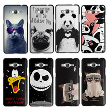 Buy Grand prime G530 case fundas samsung galaxy grand prime rumpy Cat phone cover coque samsung galaxy grand prime case for $1.39 in AliExpress store