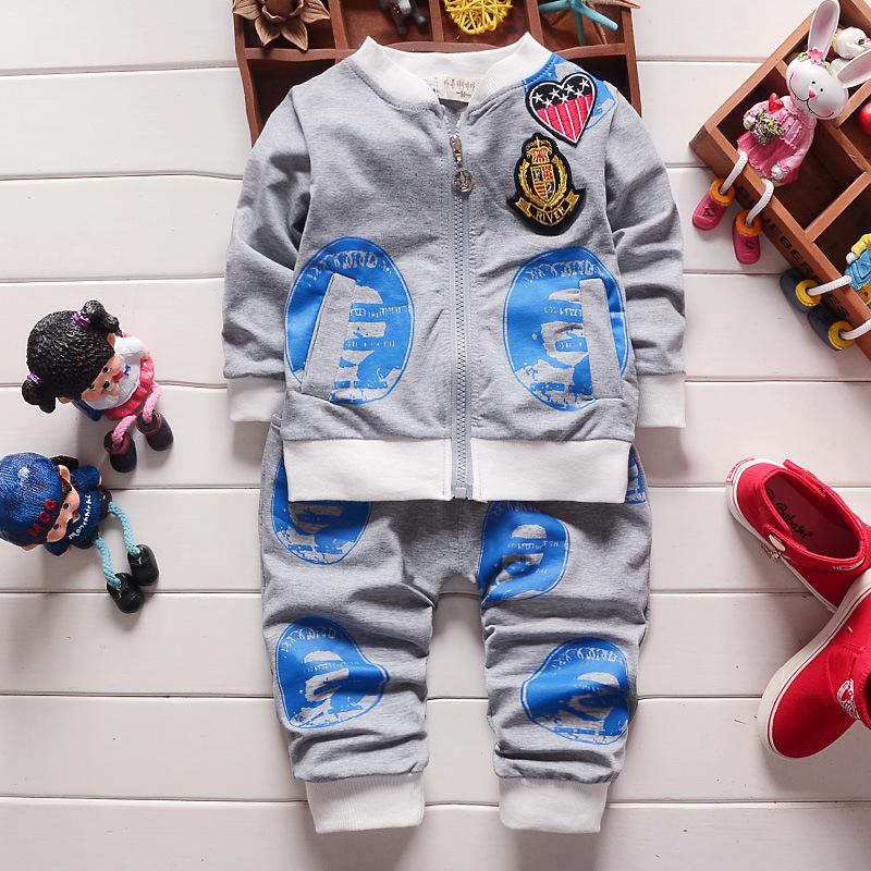 2016 Baby font b Boy b font Girl 4Color Clothes Children Cartoon font b Clothing b