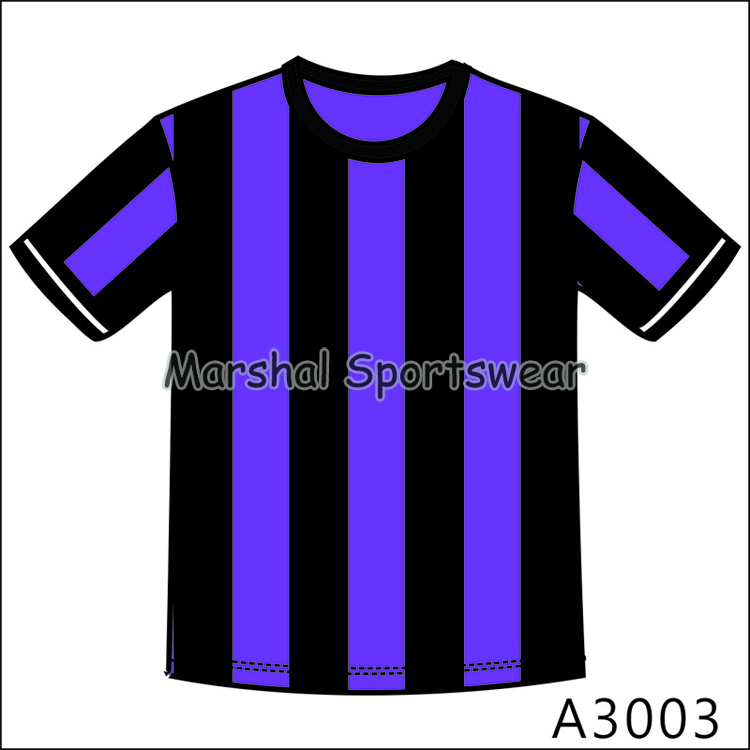 2016 Newest available design sketch,purple and black strips,wholesale price,fully sublimation custom soccer jersey for men(China (Mainland))