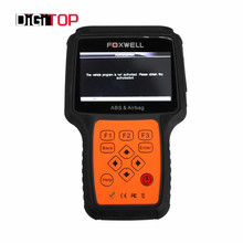 Reliable Manufacturer Foxwell NT630 AutoMaster Pro ABS Airbag Reset Tool Air Bag Crash Data Reset Diagnostic Scanner(China (Mainland))