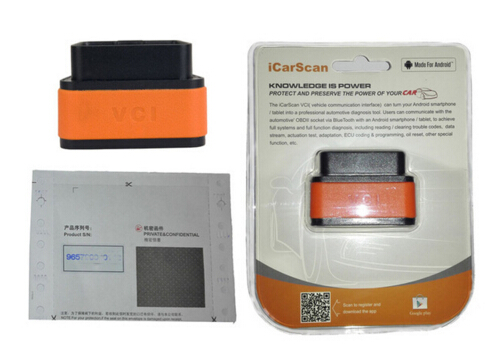 2016 Launch iCarScan Include 5 Brand Vehicle Software Replace the Launch X431 iDiag Auto Diag Tool In Stock(China (Mainland))