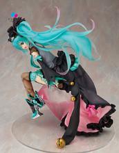 Kissen Japanese Anime Hatsune Miku Diamond 20cm PVC Action Figures Model Doll Toy Collectable