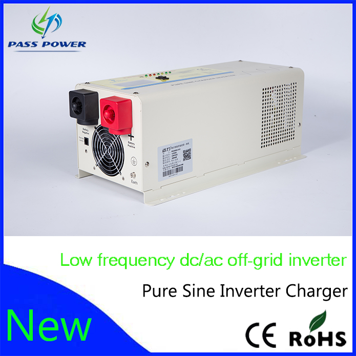 Low frequency hybrid 2000w solar inverter charger(China (Mainland))