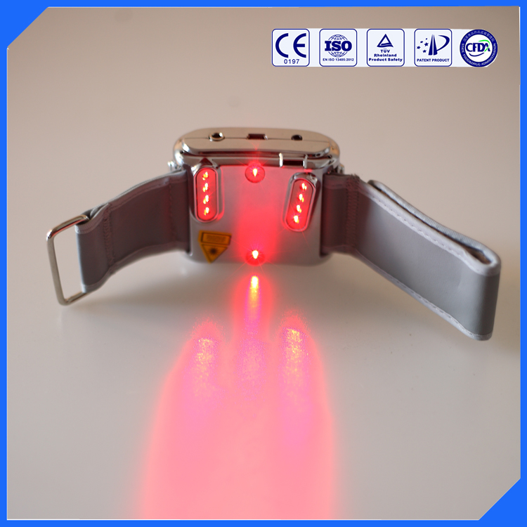 LASPOT high blood pressure and rhinitis light laser therapy device(China (Mainland))