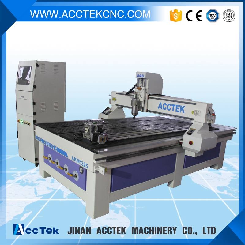 3d cnc machine models AKM1325 full Automatic CNC router furniture production line with drill cutting(China (Mainland))