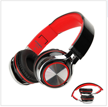 3.5mm Stereo IP878 Folding Headphone Earphone For  Mobile phone headset with microphone Factory Price(China (Mainland))