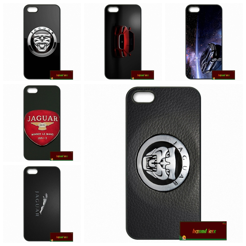 Jaguar car LOGO Cell Phone Cover case for iphone 4 4s 5 5s 5c 6 6s plus samsung galaxy S3 S4 mini S5 S6 Note 2 3 4 DE0905(China (Mainland))