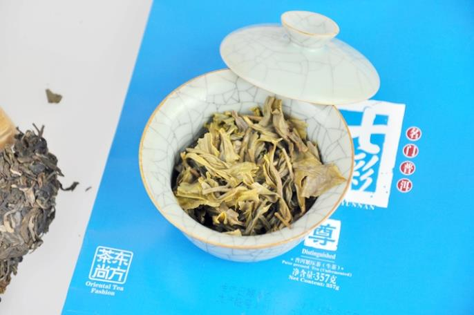 Bongha birthplace Puer series pu'er tea health care Chinese yunnan puer pu er 357g  cake male the health pu-erh food free cheap