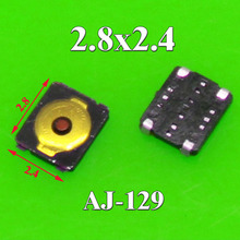 20x New model Power Button Switch Top Inner ON OFF Contact Button for iPhone series or other branded mobile phone