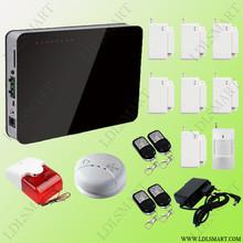 Nuova Versione GSM Casa Sistema di Allarme Antifurto Sistemi di Allarme di Sostegno Russo/Inglese Voice(China (Mainland))