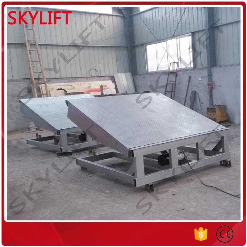 10t manual dock levelers(China (Mainland))