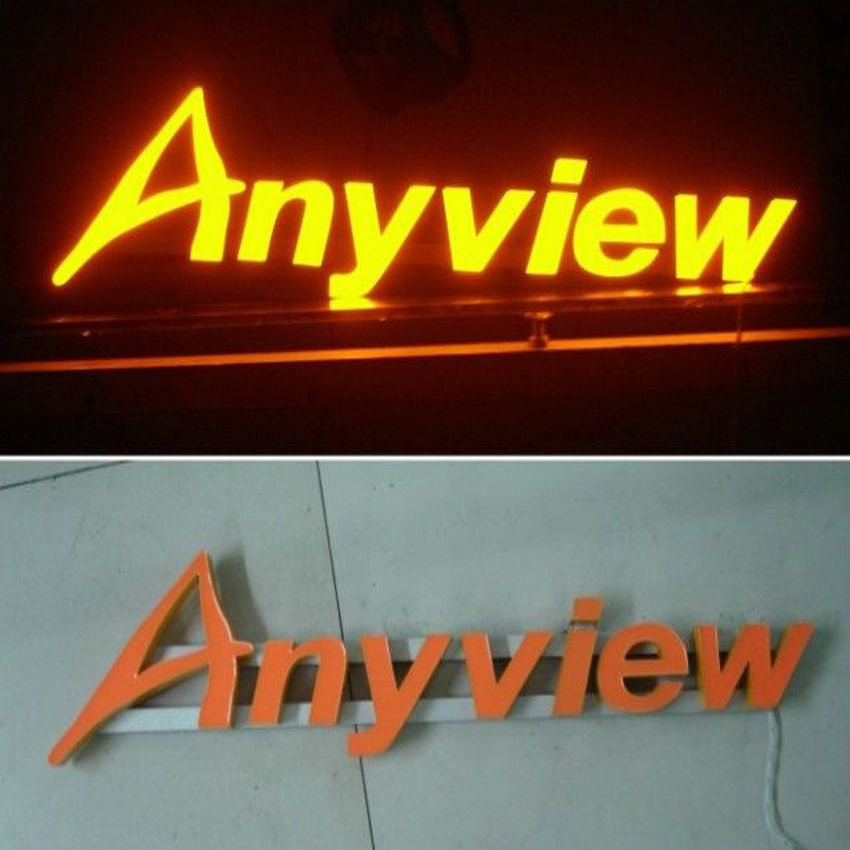 aliexpresscom buy good quality water proof resin led With advertising sign letters