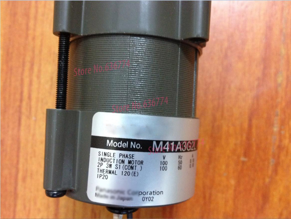 Фотография New Stock offer 1w M41A1G4L small motors