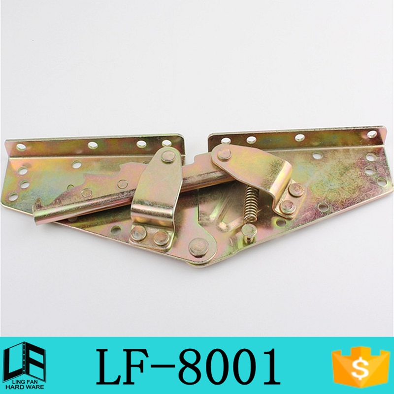 bunk beds are used in 3 gear sofa hinge, sofa bed click clack sofa bed mechanism LF-8001(China (Mainland))