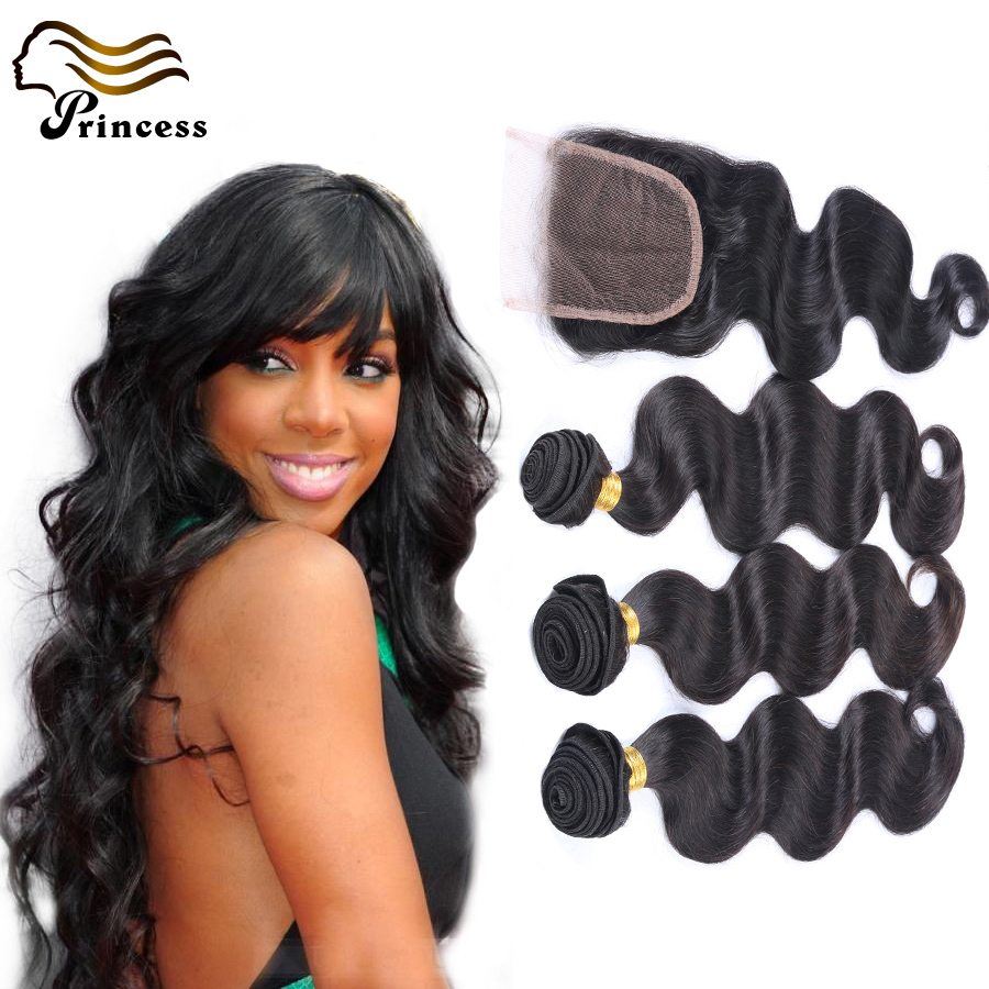 7A Cheap Malaysian Body Wave Hair With Closure 3 Bundles With Closure Unprocessed Virgin Human Hair Bundles With Lace Closures<br><br>Aliexpress